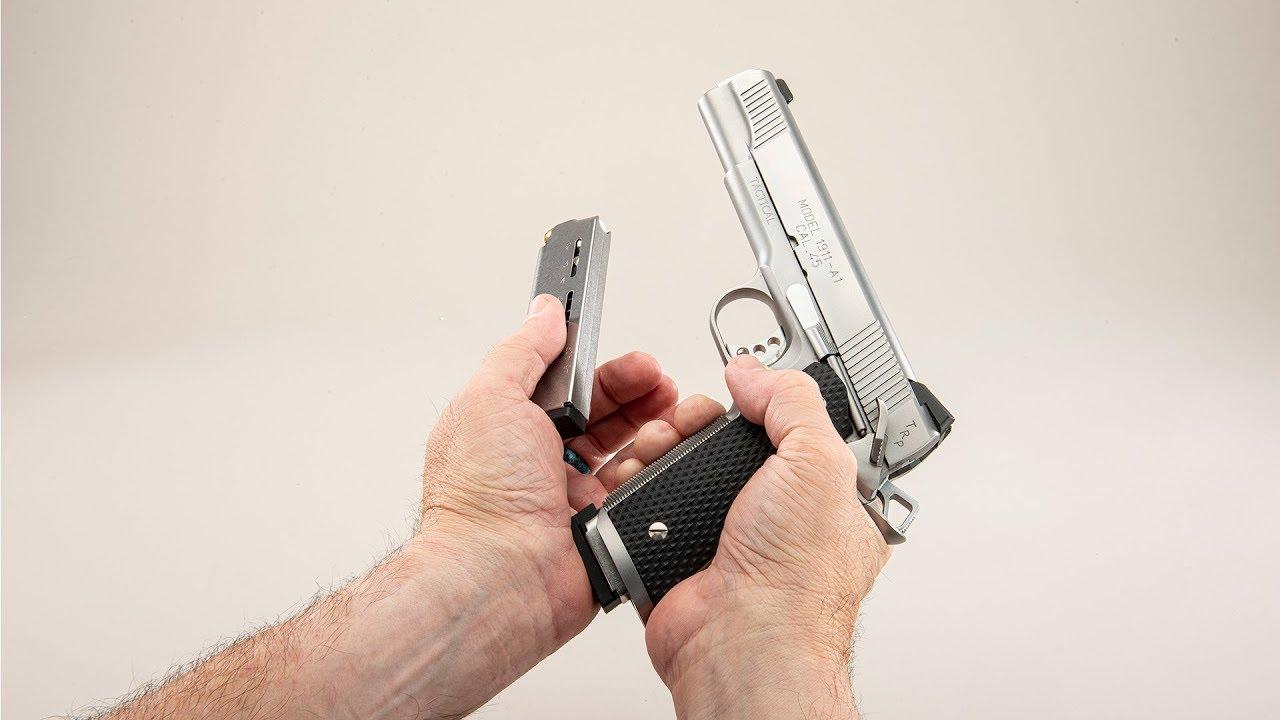 The Loudest Sound in a Gun Fight
