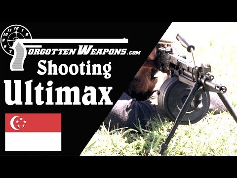 Origins of Constant Recoil: The Ultimax Mk3 (feat. Mae & a Yeti)