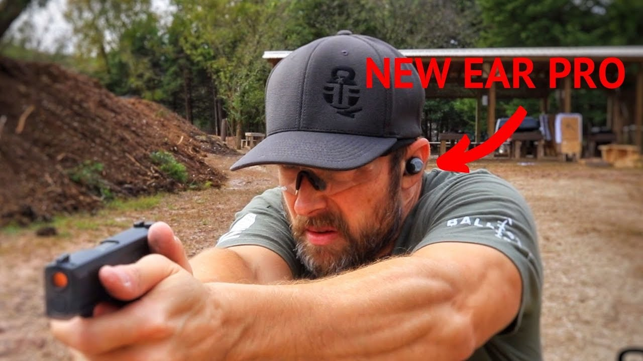 Why I Switched Ear Pro -- Walker R600