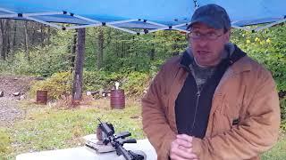Open Carrying AR-15 Rifles