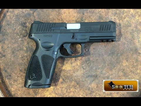 Taurus G3 Pistol Review  Taking it to another Level