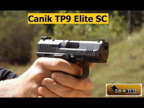 Canik TP9 Elite SC Subcompact Pistol Review
