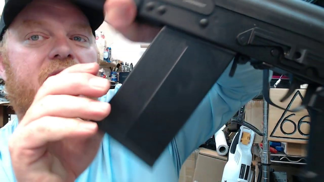 SDS Imports Lynx 12 AK 47 Shotgun Review & First Thoughts : The New Saiga 12 Gauge?