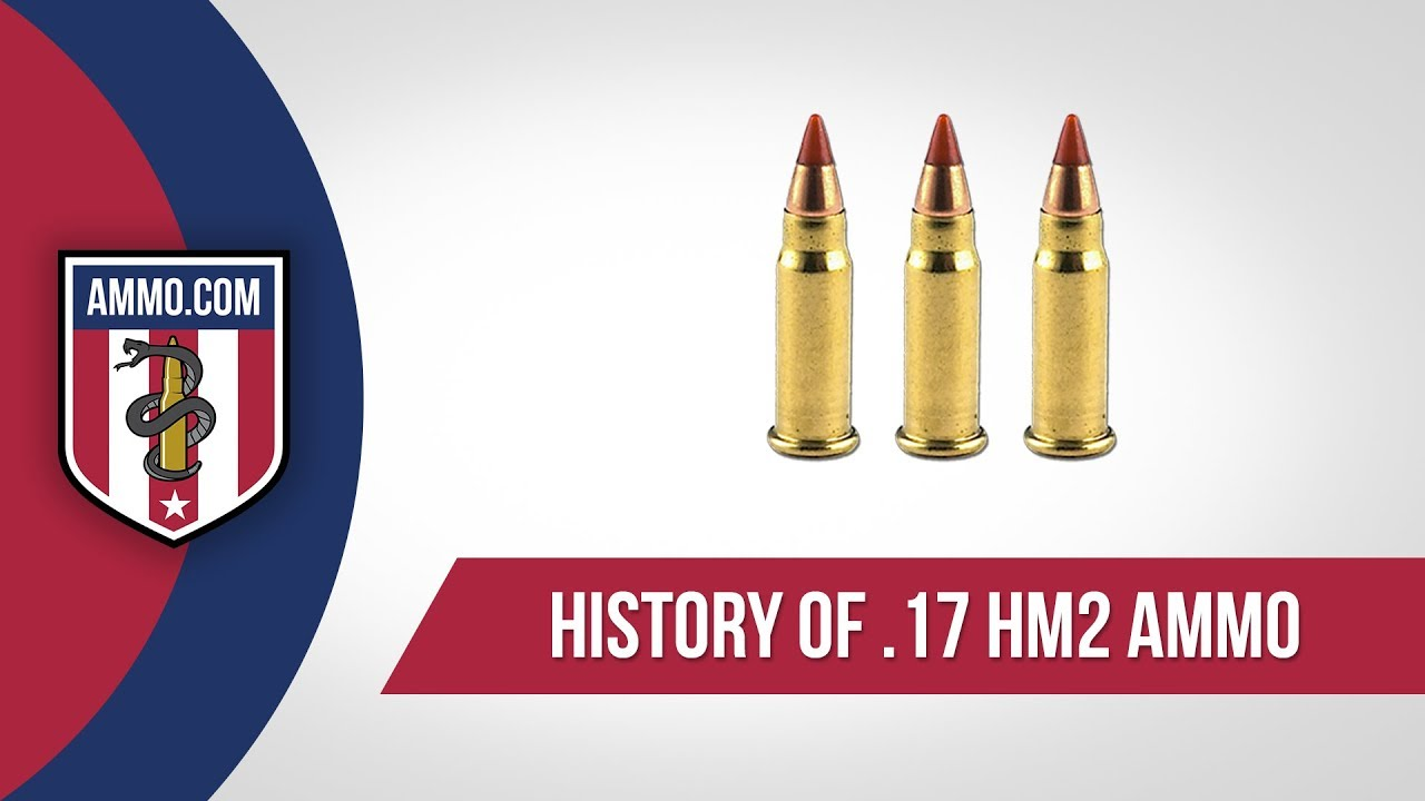 17 HM2 Ammo - History