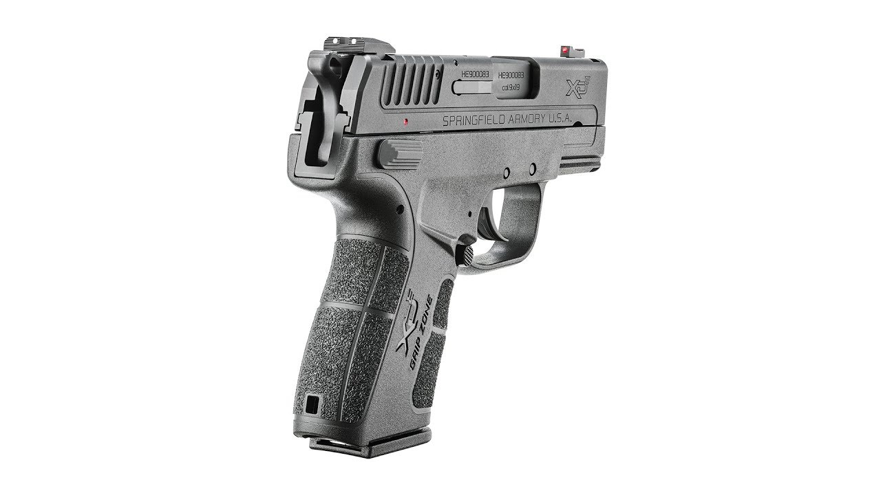 Fun Range Time with the Springfield Armory XDe