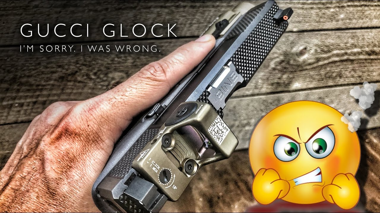 ⚠️ Gucci Glock Apology ⚠️