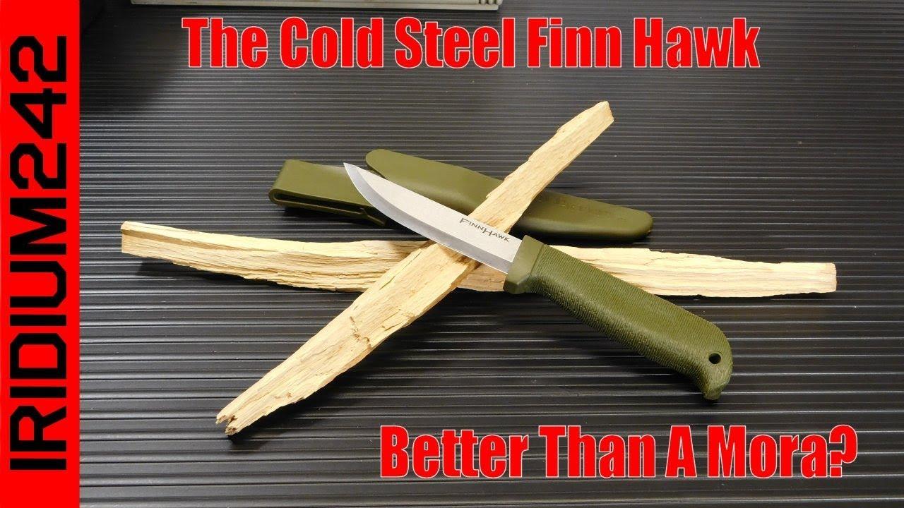 Cold Steel Finn Hawk:  A Mora Competitor?
