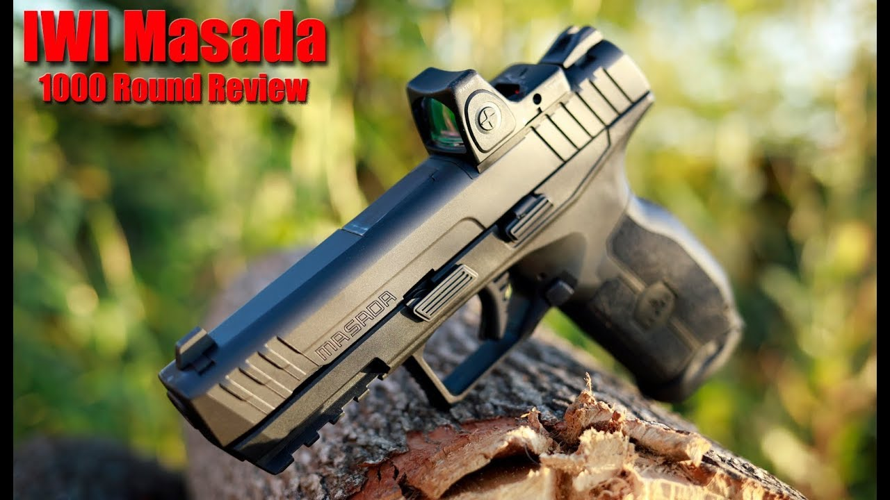IWI Masada 1000 Round Review: The Best Bang For Your Buck