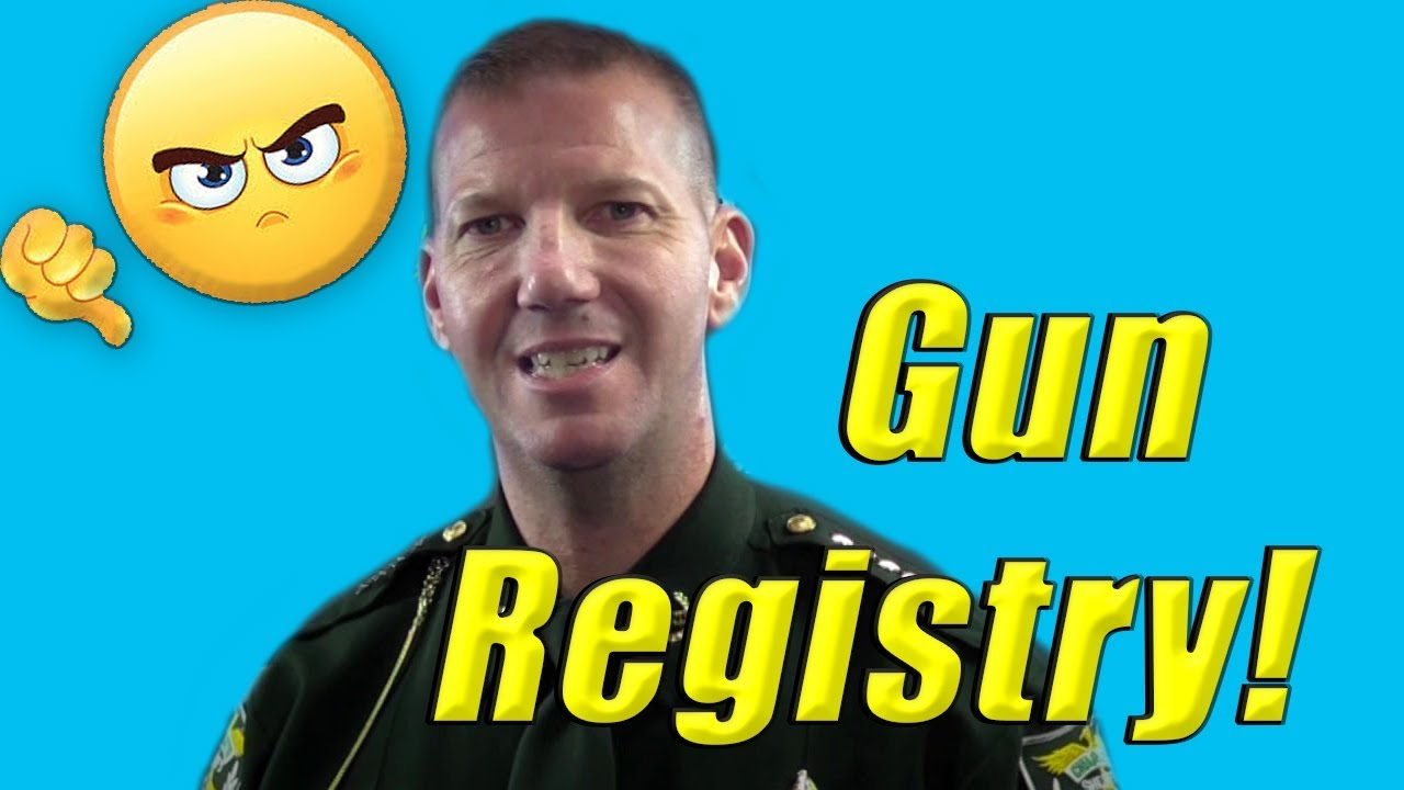 Florida Sheriff Creates Bogus Firearm Registry // AmmoLand Breaking News