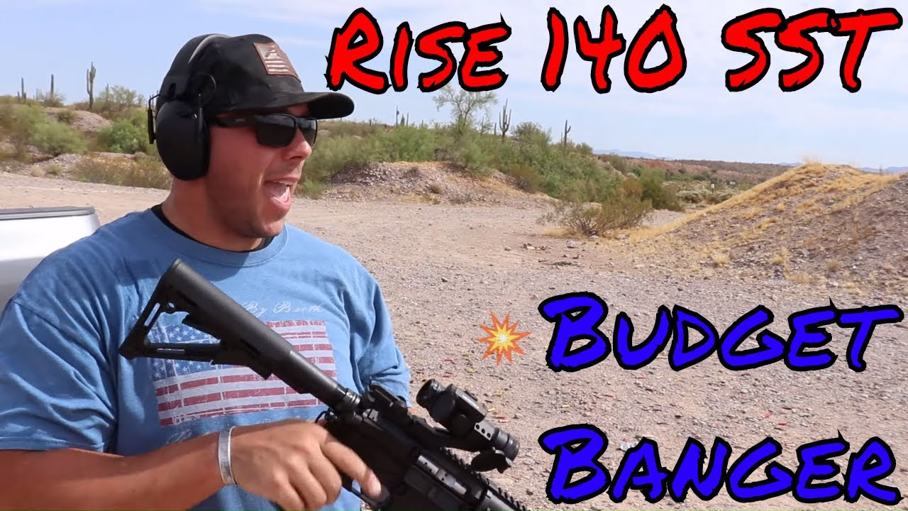 Rise 140 SST Trigger Its Fast!