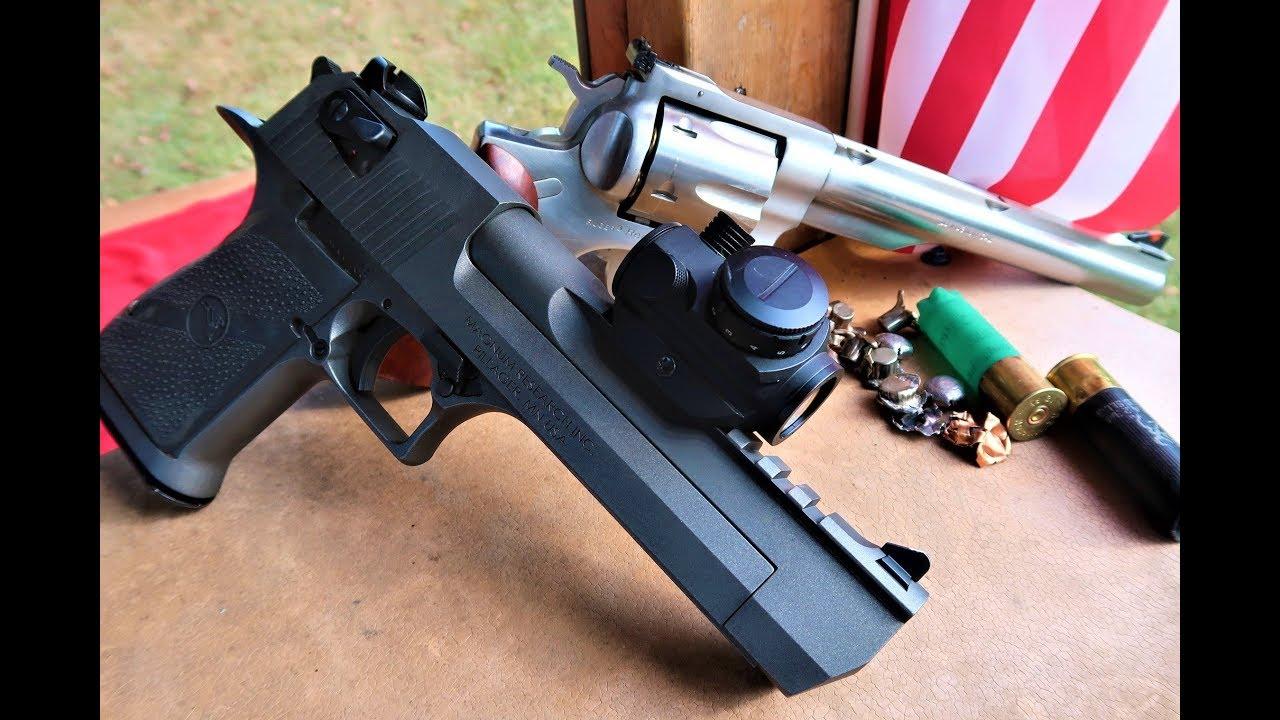 50AE vs 44 Magnum!!!!