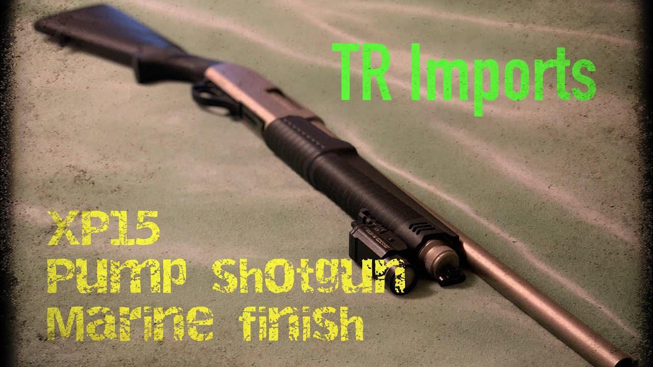 XP15 Pump Shotgun | TR imports