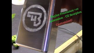 Taylor Freelance Scorpion mag extension