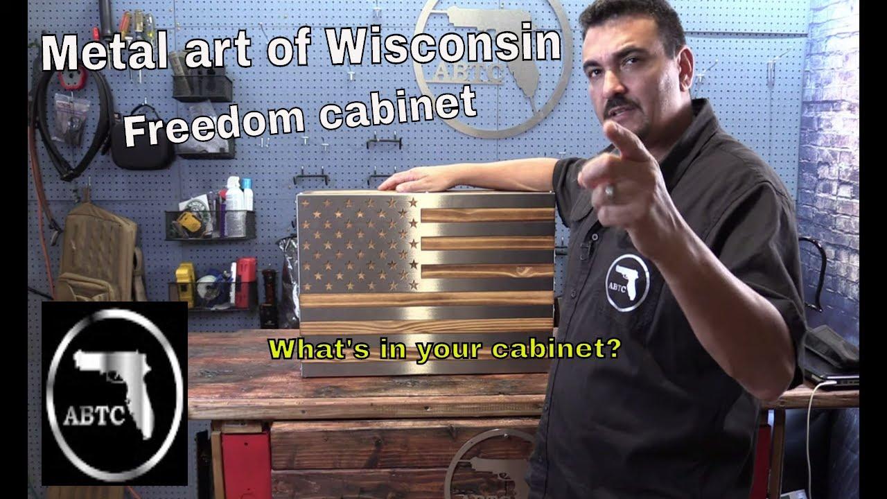 Freedom Gun Cabinet