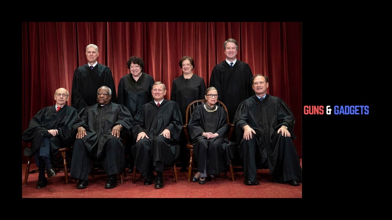 SCOTUS Contemplating Case Regarding Unconstitutional Bans on ARs, AKs, and Magazines