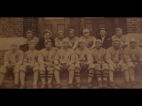 Old Time Baseball in North Dakota