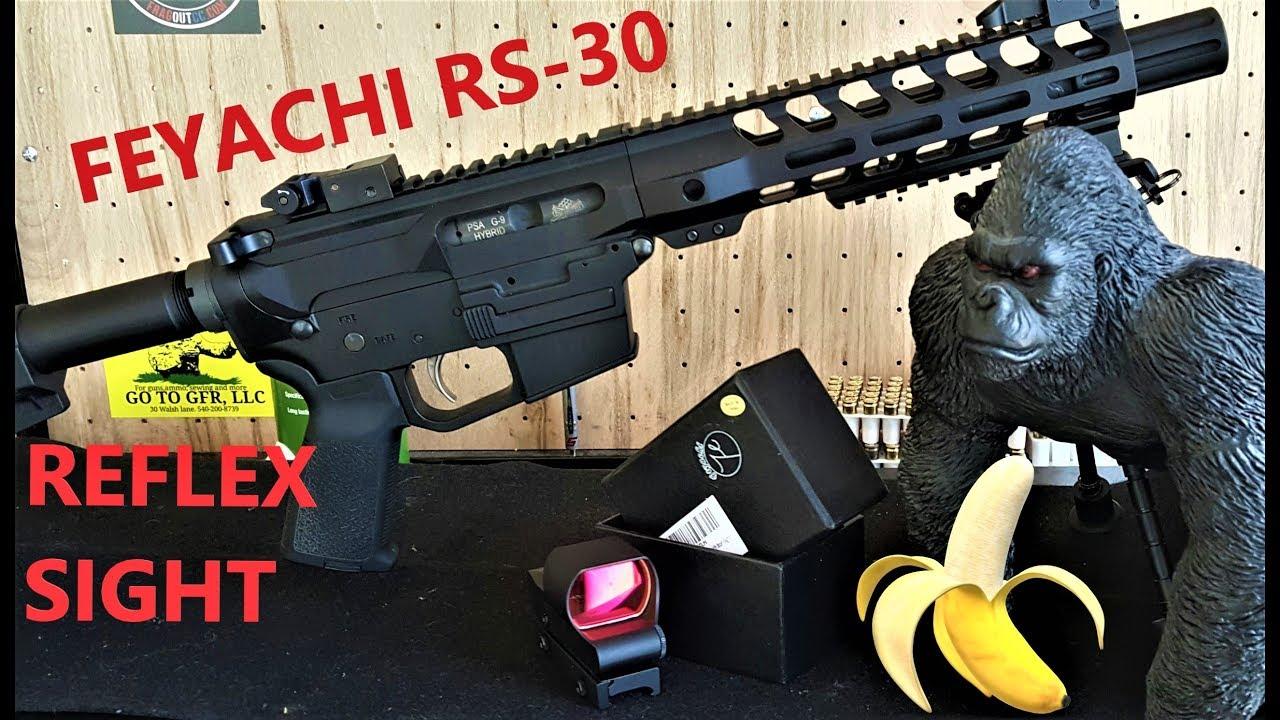 Feyachi RS30 Reflex Sight