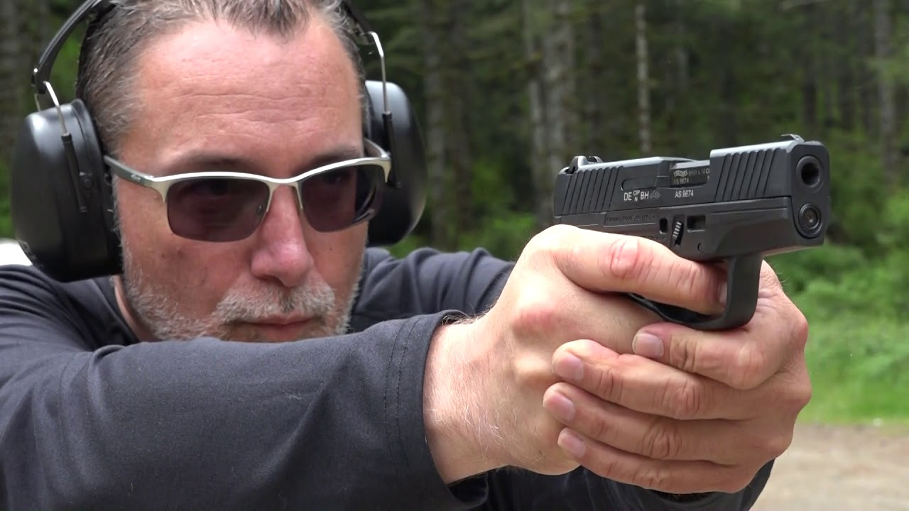 Walther PPS M2 DPM Systems Telescopic Recoil Reduction System