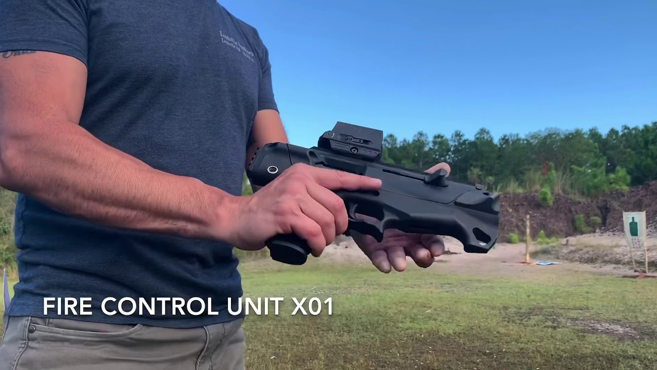 Fire Control Unit X01: Sig 320 trigger group