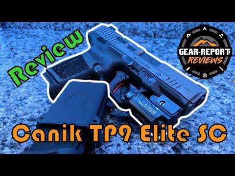 Canik TP9 Elite SC Review - Comprehensive Testing