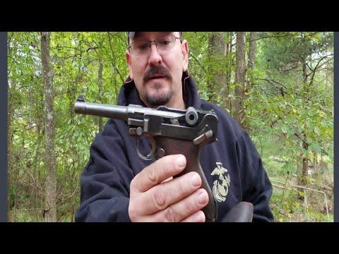 German Luger Vet Bring Back