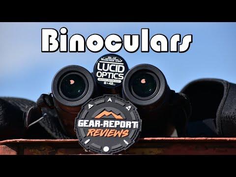 Lucid Optics Binoculars B8 & B10