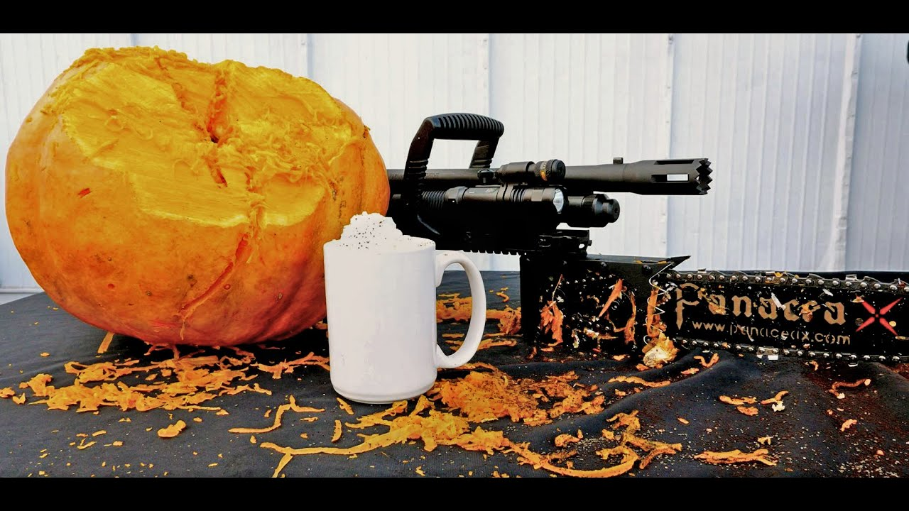 Pumpkin Spice Latte: RIAC Style