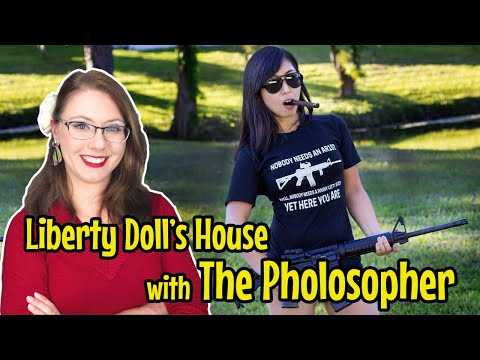 Liberty Doll's House with The Pholosopher!