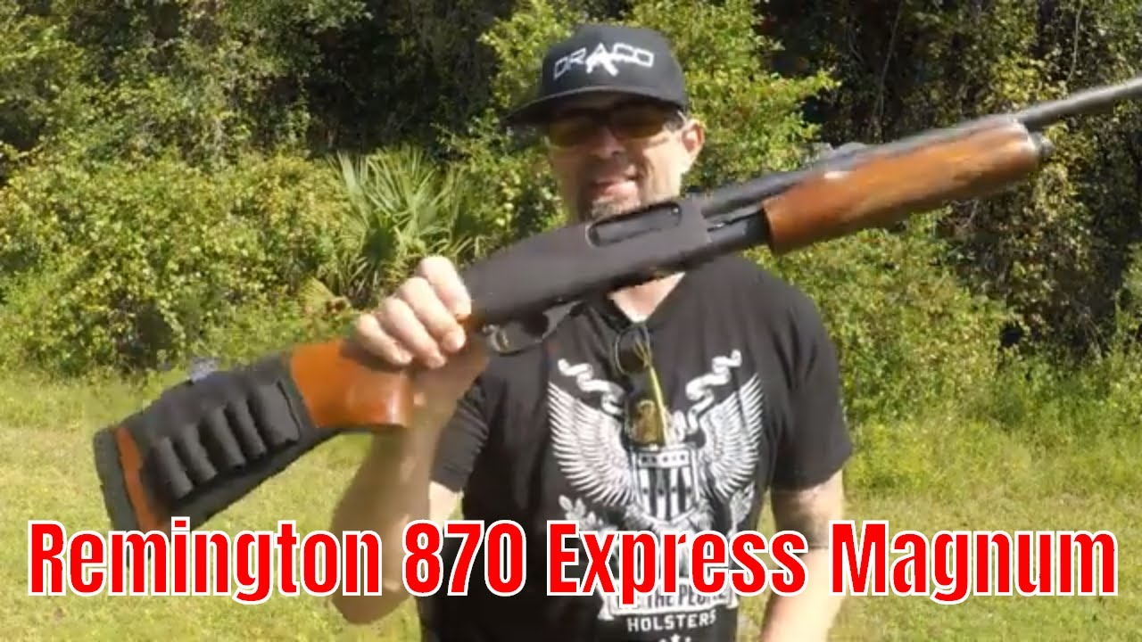 1984 Remington / 870 / Express Magnum / 12 Gauge
