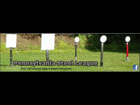2019 PA Steel League: Rimfire Pistol Open 2019-05-05