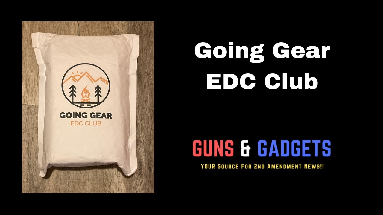 NEW EDC Club By Going Gear
