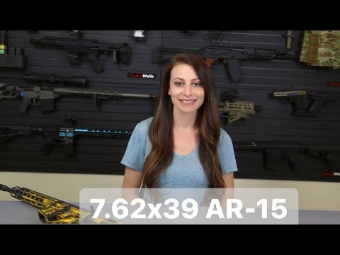 2 Key Components For 7.62x39 ARs