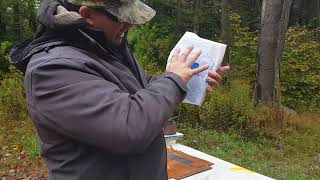 Precision Shooting AR-15 with Iron Sights- - 1/2
