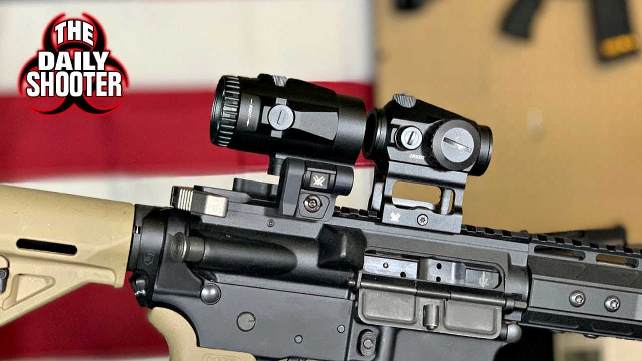 Vortex Crossfire Red Dot & New Micro 3X Magnifier Review