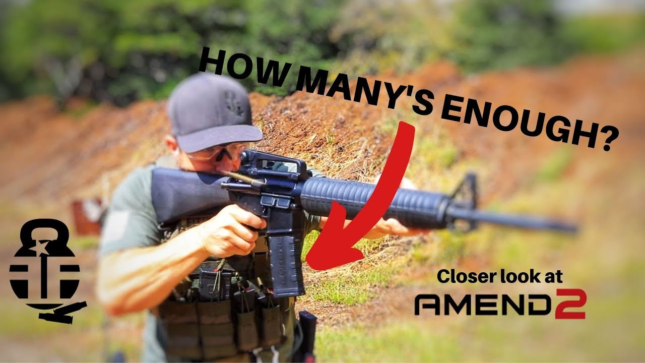 What Type and How Many for a Loadout? Closer look at Amend 2