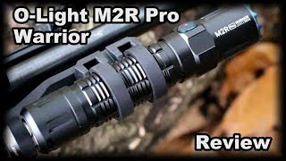 Olight M2R Pro Warrior review Flash sale