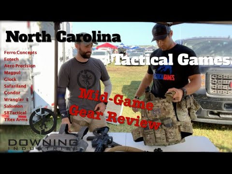 NC Tactical Game, Part 8 - Gear Review