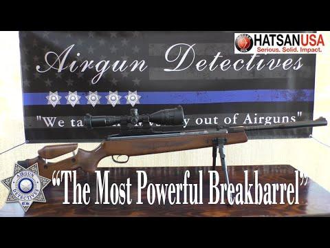 Hatsan Mod 135 QE Vortex .30 Cal, The Most Powerful Breakbarrel?