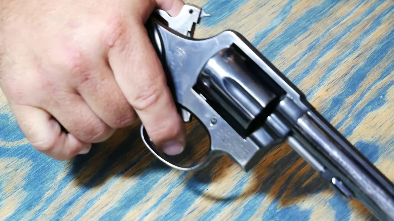 Gun ASMR: S&W Model 13L (not pr0n)