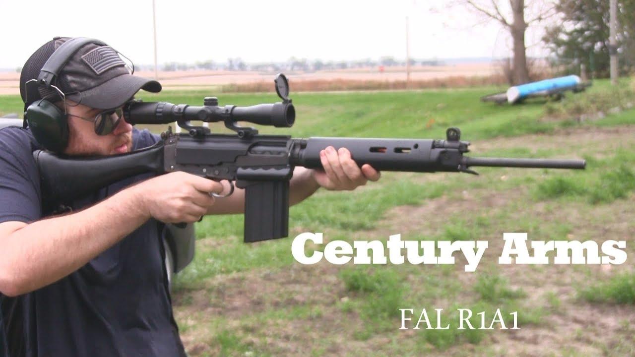 Century Arms FAL