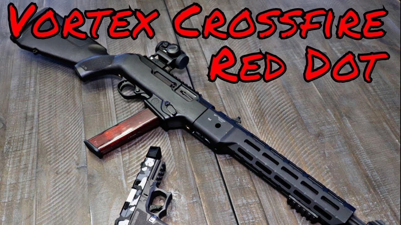 Vortex Crossfire Best Budget Red Dot Optic?