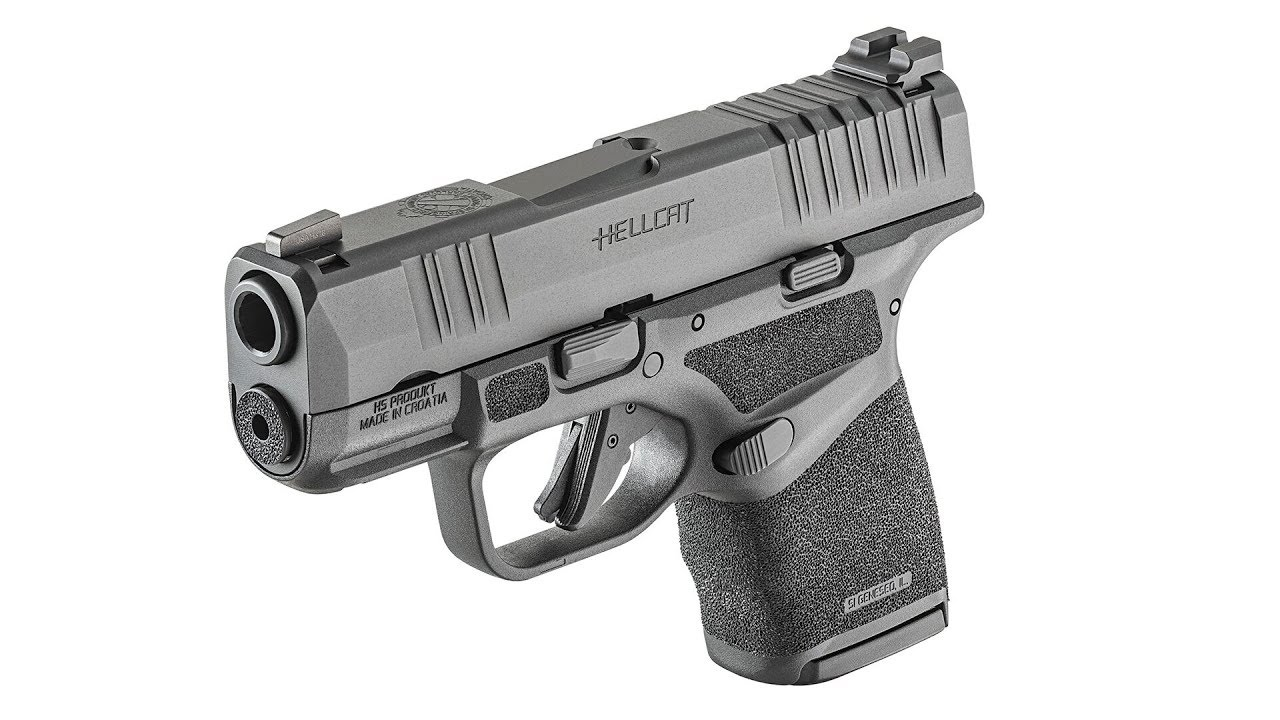 First look at the Springfield Armory Hellcat #770