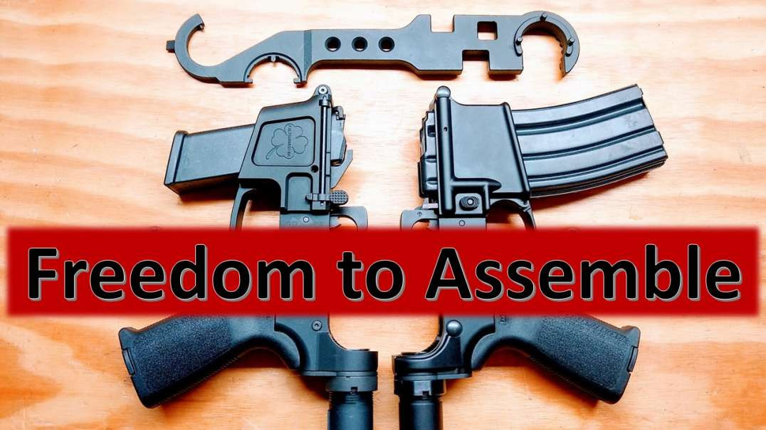 Assembling Two Lowers - AR-15 and Foxtrot Mike Products FM-45