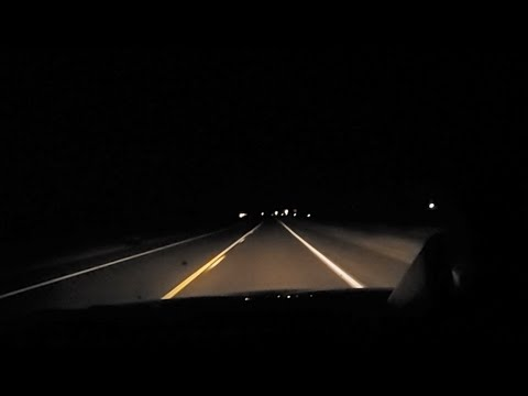 Late Night Drive & Chat