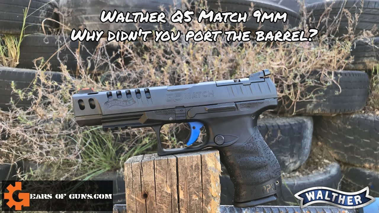 Walther Q5 Match Review