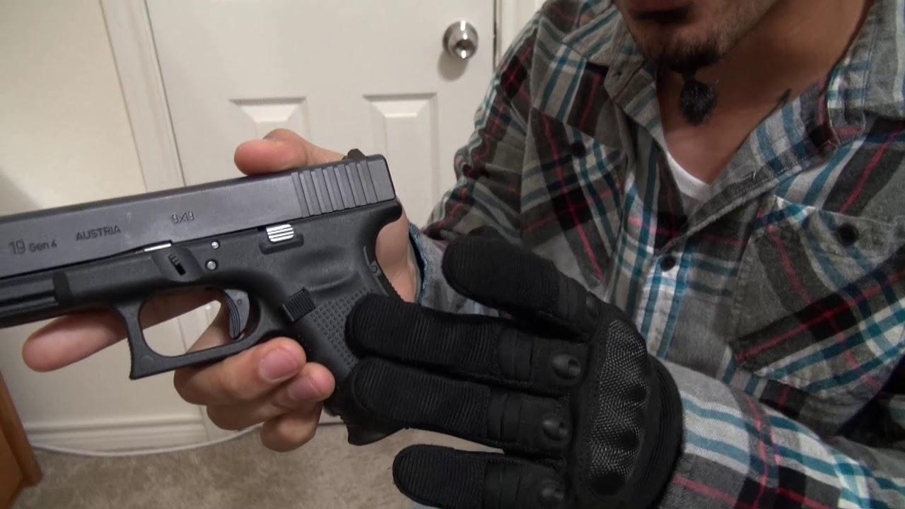 Glock 19 Gen 4 Purple Label Quick Look