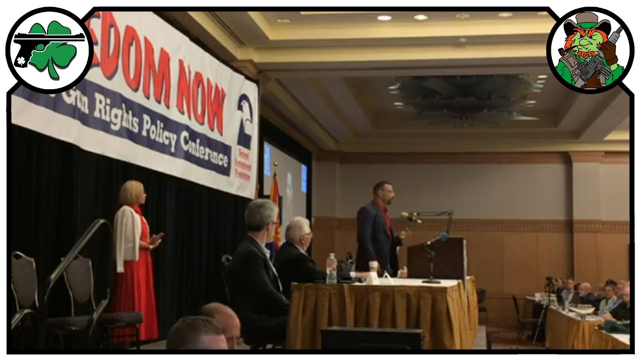 Do SOMETHING - Craig DeLuz Firearms Policy Coalition - GRPC 2019