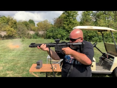 Project: Shorty Ar15