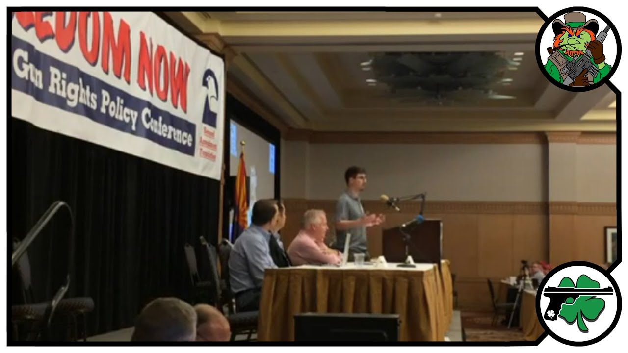 2A Gaming - Andrew Gottlieb Second Amendment Foundation - GRPC 2019