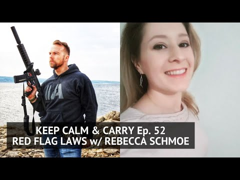 Red Flag Laws w/ Rebecca Schmoe -- KC&C Ep. 52